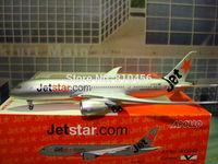 Free Shipping! Apollo Australia Jetstar airways B787-8 Dreamliner  VH-VKA  1:400 model diecast  model Australia plane model