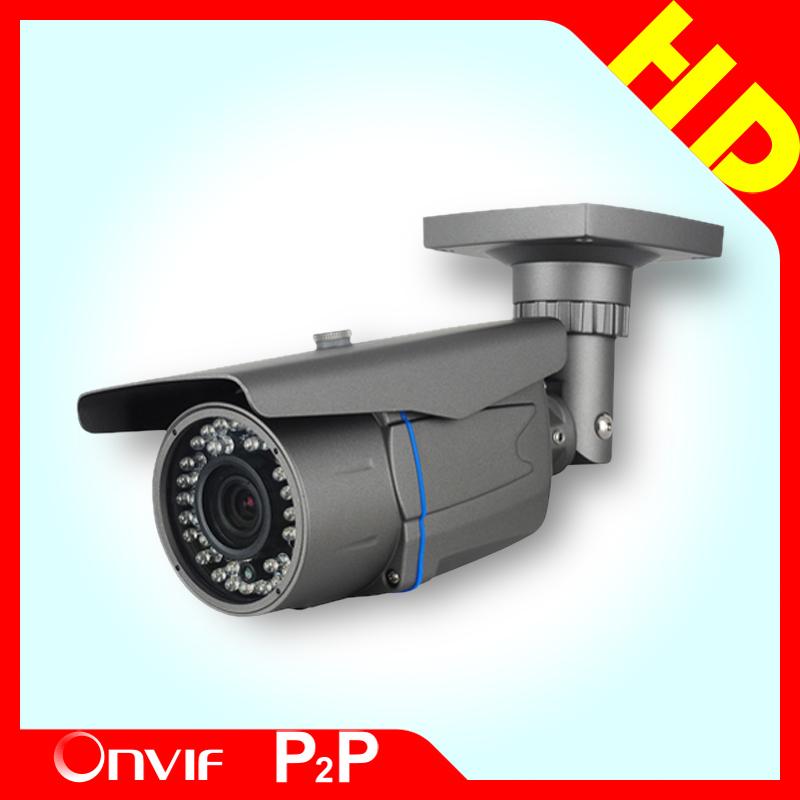 """IP camera, ES-H130WBB-IP, 1/3"""" CMOS bullet camera, Network IP66, HD waterproof, China manufacture cctv camera(China (Mainland))"""