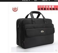 Increase the number of Oxford Computer Bag Satchel man portable shoulder bag briefcase business bag travel bag