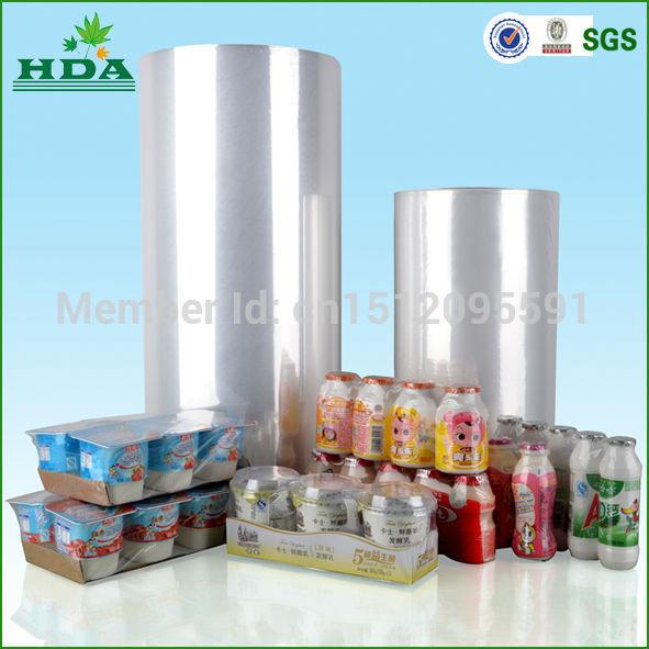 Free Shipping Variety of plastic film/POF Shrink Film supplier(China (Mainland))