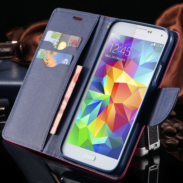 1pcs/lot Retail Top Quality Luxury Retro Ultra Thin Flip Leather Case Cover For Samsung Galaxy Note 2 N7100 Note2 With Card Slot(China (Mainland))