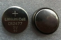10pcs x CR2477 2477 DL2477 3v Lithium Battery Button Coin Cell Batteries