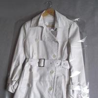 Free Shipping 10pcs Clothes Suit Garment Dustproof Cover Transparent Plastic Storage Bag K5BO