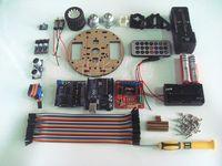 robot kit wireless control 2 wheel
