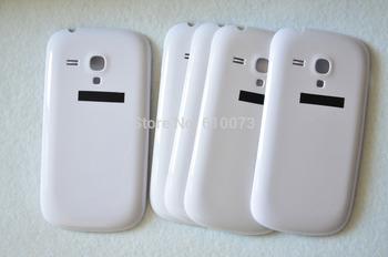 Подлинная крышка батарейного отсека для Samsung Galaxy S2 SII I9100 задняя сторона обложки аккумулятор дверь чехол оригинальный черный белый бесплатная доставка EMS