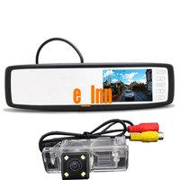 "Special Car Camera for Mercedes Benz Viano Vito Sprinter+4.3"" TFT LCD Touch Screen Car Rear View Mirror Monitor"