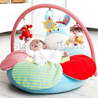 Blue Hippo Inflatable Baby Sofa Seat ELC Blossom Farm Sit Me Up Cosy Infant Soft Sofa Play Mats EC-006