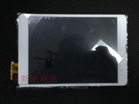 """Original white New 7.85"""" Qumo Vega 782 3G Tablet touch screen Touch panel Digitizer Glass Sensor replacement Free Shipping"""