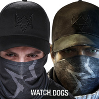 Watch dogs hat fashion hat face mask face mask
