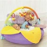 Purple Sheep Inflatable Baby Sofa Seat ELC Blossom Farm Sit Me Up Cosy Infant Soft Sofa Play Mats EC-004