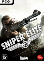 PC Games Sniper Elite V2 / PC Games CD / Video Games English Versions and Chinese Versions