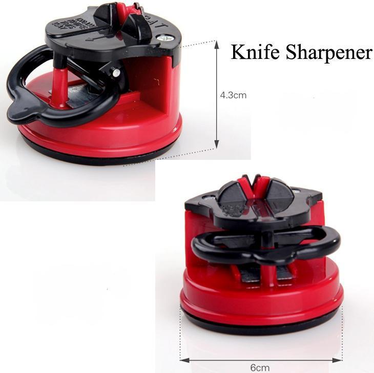 Free shipping pocket knife sharpener, kitchen knife sharpener, any sharp knife sharpener as seen on tv(China (Mainland))