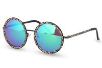 Fashion Sunglasses Women Brand Designer Sun Glasses Clubmaster Gafas De Sol Women Round Vintage Oculos De Sol Feminino 8144