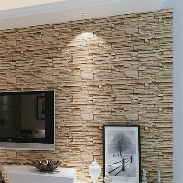 Muro-di-mattoni-koyle-sfondo-carta-da-parati-per-soggiorno-3d-pietra ...