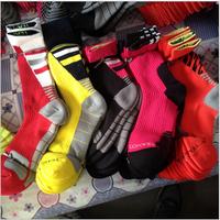 FREE SHIPPING men's long socks basketball socks 4PCS