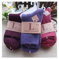 2015 winter Hot seller Polo Socksn  autumn and Winter women's Socks Pure cotton Socks Brand women's Socks