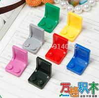 Building Blocks Children Toys 200pcs/lot  FREE Shipping Color Assorted Enlighten Brick Educational Toys