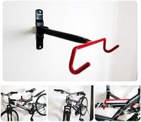 Bicycle wall hook display rack new foems racks frame folding exhibition stand mountain bike