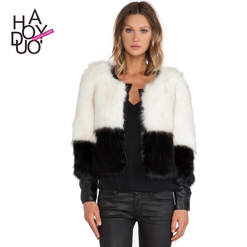 Женская одежда из меха ry haoduoyi женская одежда из меха cool fashion s xl tctim07040002