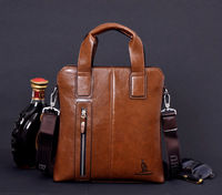 2015 New Cross Body Man PU Leather Messenger Bag Vintage Fashion Men Bags Hand Bag Shoulder Male Bolsa Casual School Travel