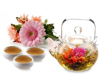 100g Chinese Super process Organic Jasmine Flower Tea Health and Beautify the Features Free Shipping