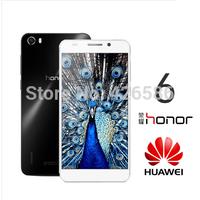mobile phone Original Huawei Honor 6 Plus  Octa Core 2.0GHz  gps 3GB RAM 5Inch FHD 1920x1080P 13MP Android 4.4 Dual SIM Phone