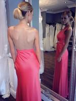 dress 2015 vestidos women dress new fashion sexy sleeveless dress stitching women summer dress vestido de festa