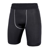 Men Sports Compression Wear Under BaseLayer Short Pants Athletic Tights Shorts