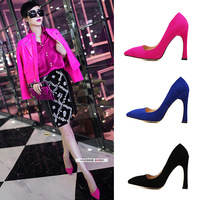Free Shipping 2015 Sexy and Sweet High Heels Pumps Shallow mouth Single shoes 315-3