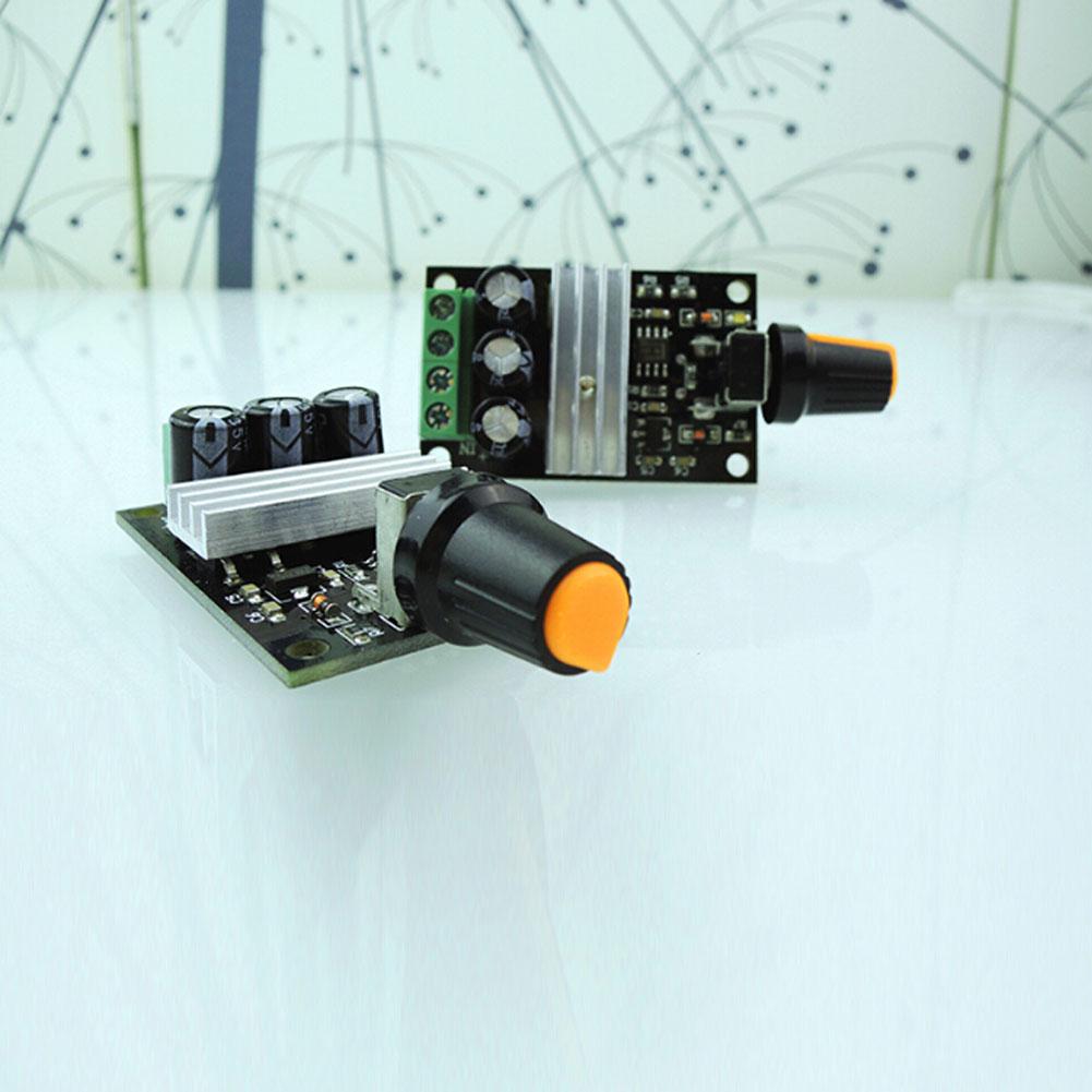 1pc Useful DC 6V 12V 24V 28V 3A Motor Speed Control Switch New(China (Mainland))
