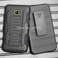 Newest Rubber Heavy Duty Hybird Armor Case For Nokia Lumia 630 Case Lumia 630 Black Case Cover For Nokia 635 Cell Phone Case