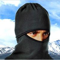 Hot Fashion Black Comfortable Bike Motorcycle Ski Snowboard Balaclava Ski Face Hat Neck Warm Mask, Free & Drop Shipping