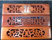 Mahogany chopsticks box Rosewood chopsticks box box line sweet sweet box