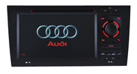 7 inch car dvd player for Audi A6 with GPS+IPOD+BT+DVD+RM/AM+RDS+SD+USB+RCA+AUX+CAN BUS+free GPS card -8721