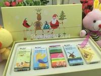 IM8 Santa suit Ms, fragrant and fresh lasting fragrance gift box Makeup set