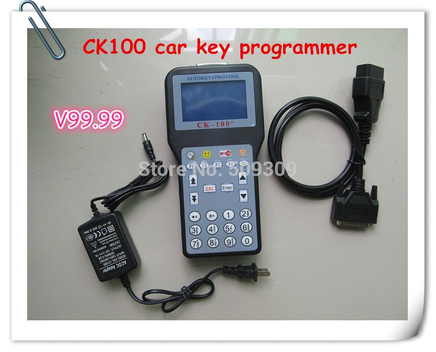 2014 New Arrival CK-100 CK100 OBD2 Car Key Programmer SBB the Latest ck100 key programmer free shipping(China (Mainland))