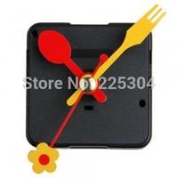 Free Shipping 20pcs/lot Quartz Clock Movement Mechanism Hands DIY Repair Part Kit