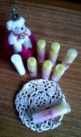 3PCS/LOT Natural handmade lip balm edible child maternity general olive moisturizing lip balm moisturizing