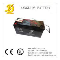 12v150ah solar panel power battery