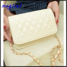 Hot!!! 2015 Frauen-Handtasche weinlesesüßigkeit farbe mode eine schulter kleine tasche pu ledertaschen frauen umhängetasche ja028(China (Mainland))