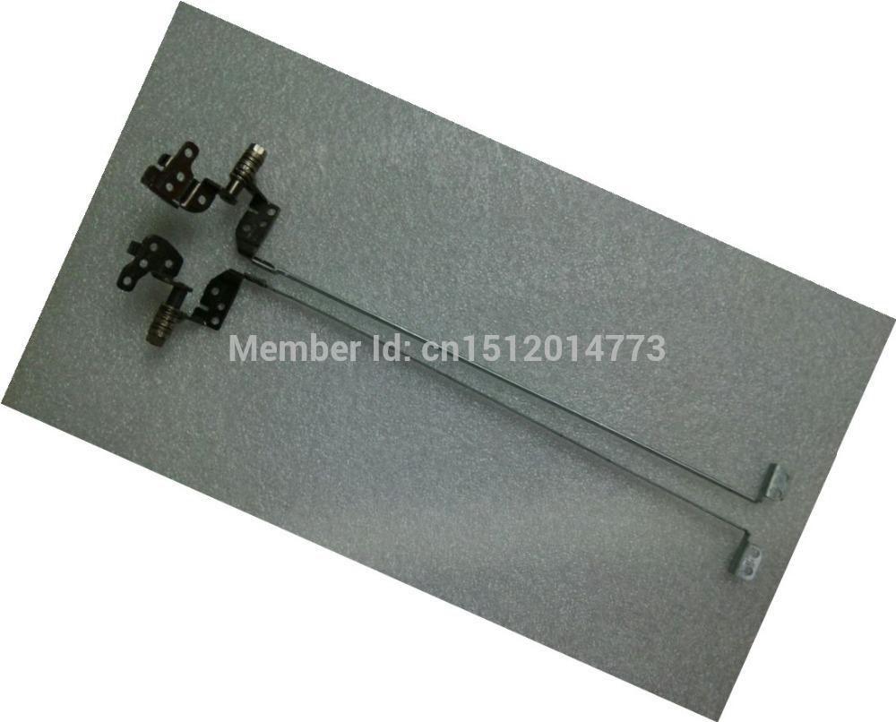 New Laptop LCD Hinge For HP Pavilion G6 G6-1000 G6-1100 G6-1200 G6-1300 LCD L+R Hinges P/N:FBR15008010 FBR15007010(China (Mainland))