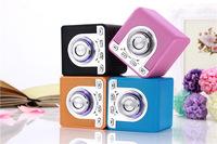 2015 new design DS705 MINI Wireless Bluetooth Speaker Portable Audio Player Music Speaker for Iphone Samsung Ipad retail box