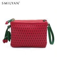 Smilyan women messenger shoulder bags chain clutch wallet purses bag fashion handbag purse and designer handbags high quality