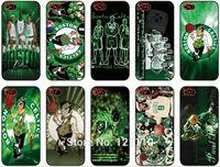 Boston Celtics Basketball case for Apple iphone 4 4S 5 5S 5C 6 6plus Plastic Hard Back Skin Cover Mobile Phone Bags Cases