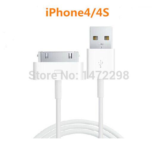 все цены на  Кабель для мобильных телефонов Generic USB iPhone4 4S 3G 3Gs iPod Touch cp21 chargecable  онлайн