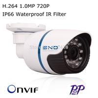 Korea Mini IP Camera 720P Securiy Waterproof HD Network CCTV Camera Support Phone Android IOS P2P,ONVIF2.0 H.264 free shipping