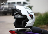 Free shipping, Exposing visor helmet GSB GSB-339 dual visor helmet exposing exposing dual lens visor helmet, capacete