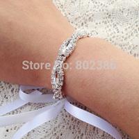 Free shipping Flower Girl Baby Wedding Bracelet Kids Accessories