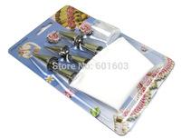 8pcs cake decorating set= 6nozzles + coated cotton piping bag Cream Pastry Bag Cake Decoration Tool