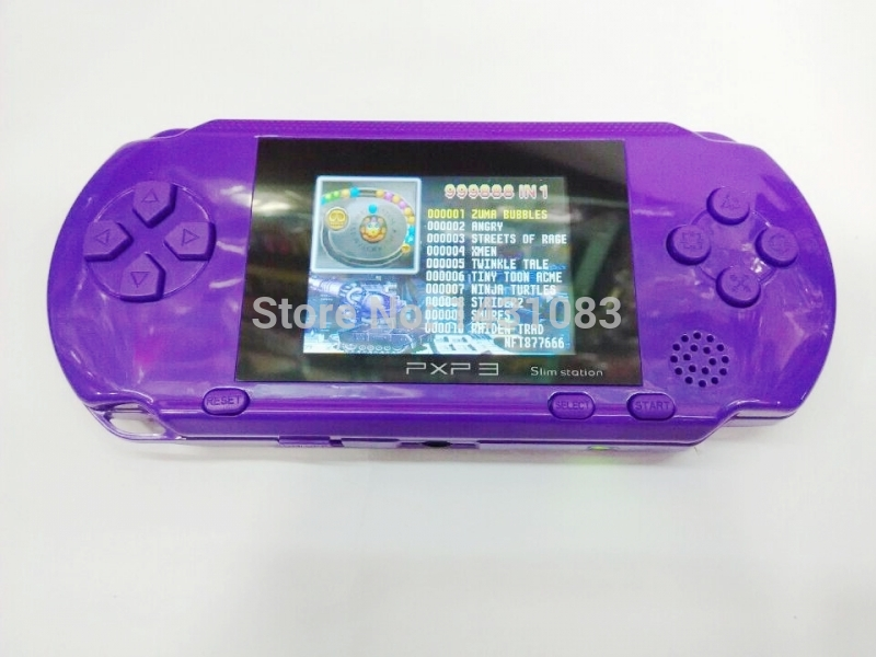 200sets/lot DHL Colorful PXP3 16 bit 2.55inch LCD Pocket Handheld Video Game Player Console System Games(China (Mainland))